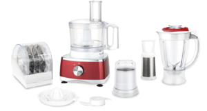 Compact Food Processor KF-9608 Series